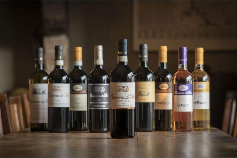 Casanova di Neri - 7 principů vinařství a nové video!